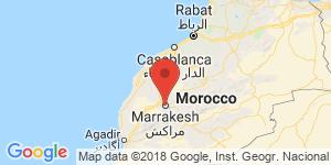 adresse et contact Riad d'Airain, Marrakech, Maroc