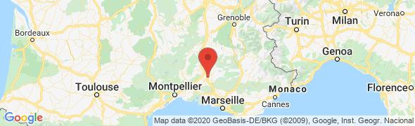 adresse villa84.com, Vedène, France