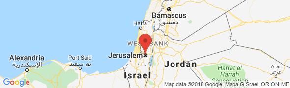 adresse projectsia.com, Jérusalem, Israël