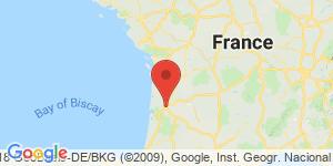 adresse et contact Philippe Girard, Bordeaux, France
