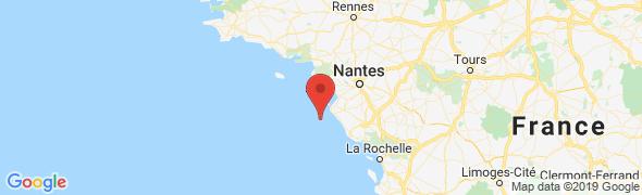adresse arsolea.fr, Ile d'Yeu, France