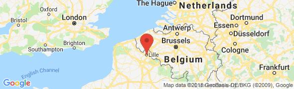 adresse laboutiquedestoons.com, Lille, France