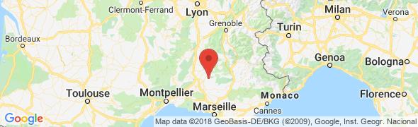 adresse cavaliersdelalouviere.com, Bédoin, France