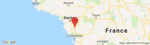 adresse arrive-paysagiste.fr, L'Oie, France