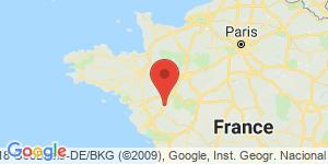 adresse et contact Camping de Coulvée, Chemillé, France