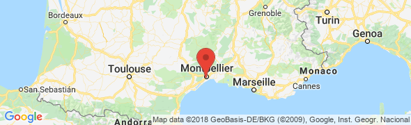 adresse genevievemotsch.com, Montpellier, France