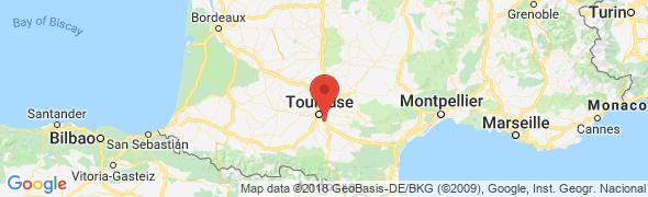 adresse c2r.fr, Pompertuzat, France