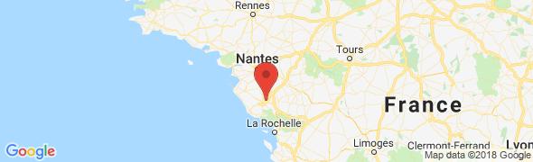 adresse lecordonrouge.fr, La Ferrière, France