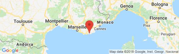 adresse ocotillo-paysage.com, La Londe-les-Maures, France