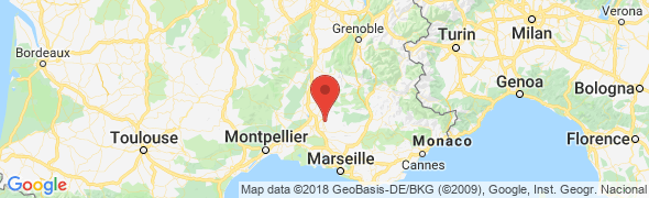 adresse ueda.fr, Pernes-les-Fontaines, France