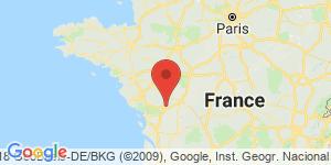 adresse et contact SA Martin, Augé, France