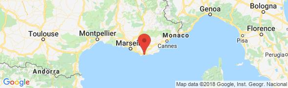 adresse classemer.com, La Garde, France