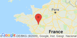 adresse et contact Arnaud Lemasson, référenceur freelance, Angers, France