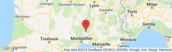 adresse masdesmuriers.fr, Les Plans, France
