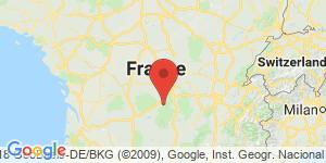 adresse et contact Les Cerisiers en Fleur, La Bourboule, France