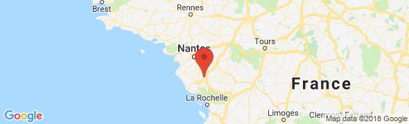 adresse vernageau-renovation-85.com, Les Essarts, France
