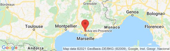 adresse psychotherapie-aix-en-provence.com, La Duranne, France