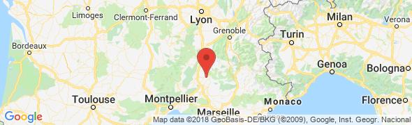 adresse bastide-en-provence.com, Buisson, France