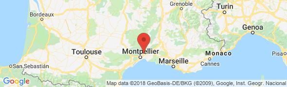 adresse gite-34.fr, Restinclières, France