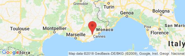 adresse chasseurdefuites.fr, Le Muy, France