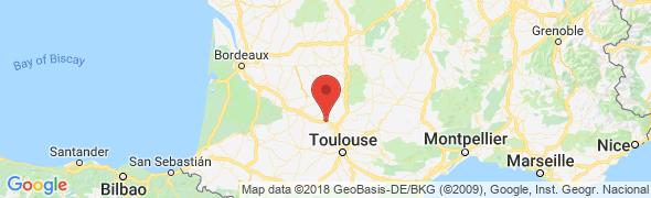 adresse adom82.fr, Castelsarrasin, France