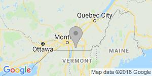 adresse et contact Mobilier d'ébénisterie Poisson, Dunham, Canada