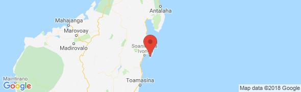 adresse antafondrolodge-madagascar.com, Ambodifotatra, Madagascar