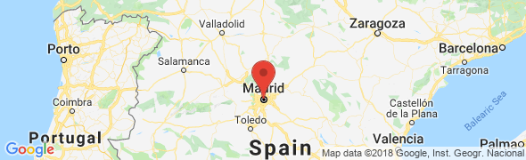 adresse enforex.com/espagnol, Madrid, Espagne