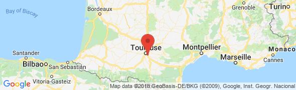 adresse debardautomobiles.com, Labege, France