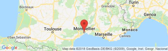 adresse netsens.fr, Montpellier, France