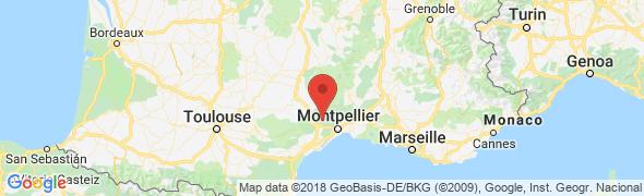 adresse agregats-gravier-sable-herault.com, Hérault, France