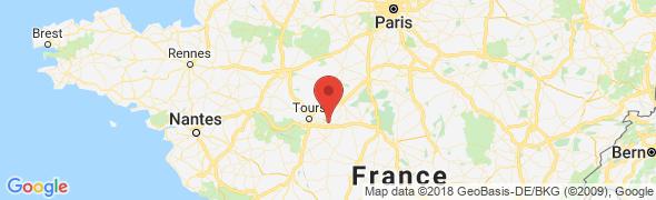 adresse chenonceaux-blere-tourisme.com, Chenonceaux, France