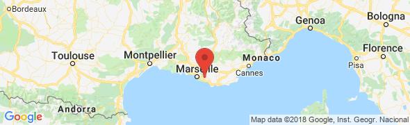 adresse location-de-salle-banquets-marseille.com, Gémenos, France