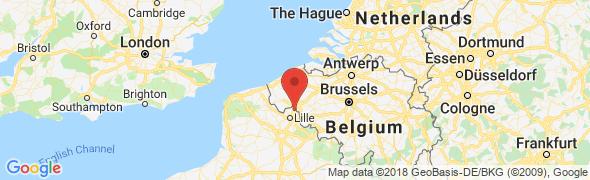 adresse norddiagnostics.com, Tourcoing, France