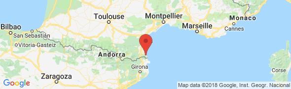 adresse lescale-bleue.fr, Collioure, France