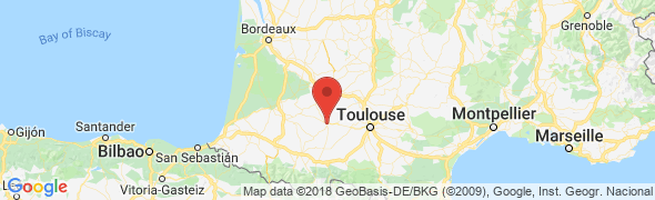 adresse cadres-sernesi.fr, Auch, France