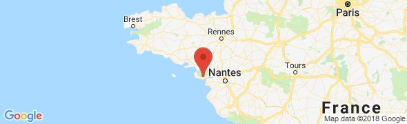 adresse andrerenovfacade-couverture.fr, Saint-Nazaire, France