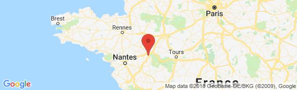 adresse fanny-pret-a-porter-feminin.prestabox.com, Les Ponts de Ce, France