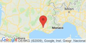 adresse et contact LA BASTIDE DES GRANDES TERRES, MERINDOL, France