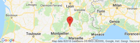 adresse chateauderochegude.com, Rochegude, France