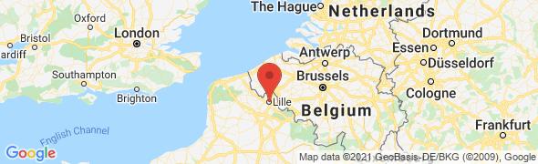 adresse affaires.travelil.fr, Lille, France