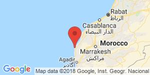 adresse et contact Villa de l'Ô, Essaouira, Maroc