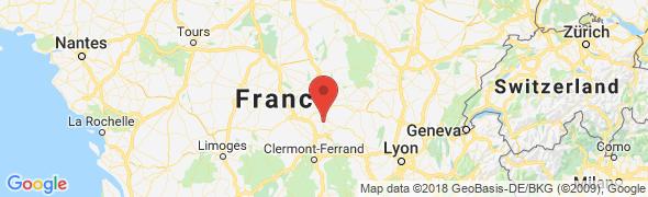 adresse roadis.fr, Saint Pourcain sur Sioule, France