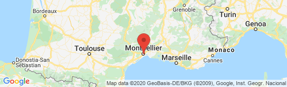 adresse catherine-pujol.fr, Montpellier, France