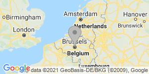 adresse et contact Guillaume Aernout, D.O Ostéopathe, Bruxelles, Belgique