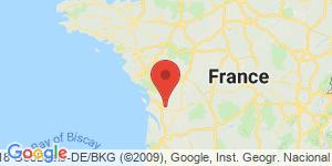adresse et contact Abbaye de Fontdouce, Saint-Bris-des-Bois, France
