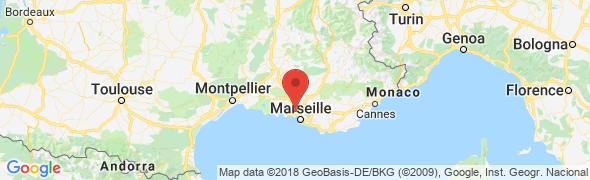 adresse provencecom-radiocommunication.com, Vitrolles, France