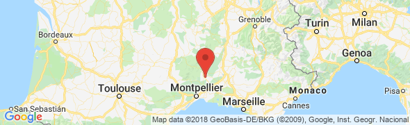 adresse couleursdusud.e-monsite.com, Ners, France