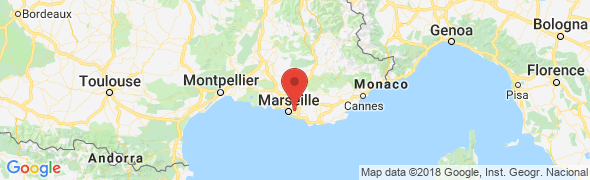 adresse valebio.com, Marseille, France