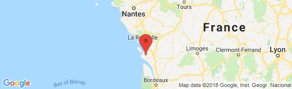 adresse promenade-en-mer.fr, Saint-Just-Luzac, France